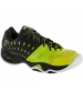Prince Men's T22 Tennis Shoes (Black/ Electric Green) - Prince Tennis Shoes