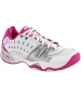 Prince Women's T22 Tennis Shoes (White/ Pink) - Prince T-22 Series Tennis Shoes