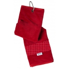 Glove It Tennis Towel (Lady In Red) - Glove It Tennis Bags and Backpacks