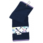 Glove It Tennis Towel (Pastel Lattice) - Glove It Tennis Bags and Backpacks