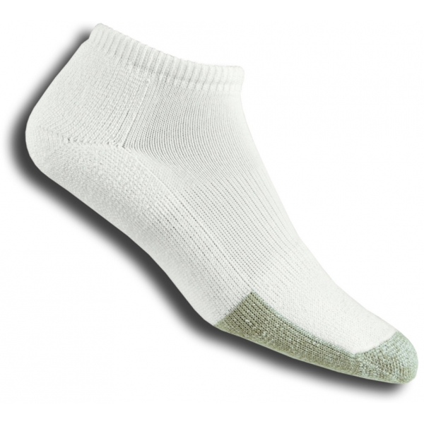 Thorlo T2CCU-11 Micro Mini White Socks