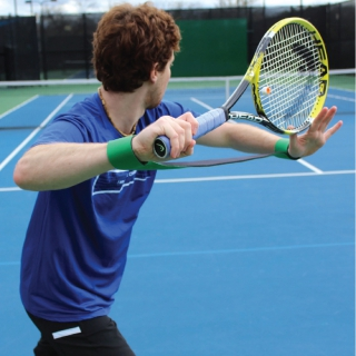 OnCourt OffCourt Forehand Fixer - Tennis Training Aid