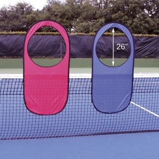 OnCourt OffCourt Pop-Up Targets - Tennis Accuracy Training (Set of 2)