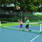 OnCourt OffCourt 18' Roll-A-Net Portable Net System - Shop the Best Selection of Tennis Court Equipment