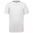 Fila Boy's Core Performance Doubles Tennis Crew (White) -