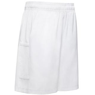 Fila Boy's Core Performance Tennis Shorts (White)