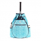 Ame & Lulu Surf Kinglsey Tennis Backpack - Women's Tennis Backpacks