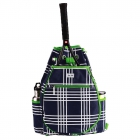 Ame & Lulu Parker Plaid Kinglsey Tennis Backpack - Women's Tennis Backpacks