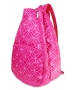 All For Color Pink Geo Gem Tennis Backpack (PRE-ORDER) - All For Color