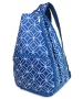 All For Color Navy Geo Gem Tennis Backpack (PRE-ORDER) - All For Color