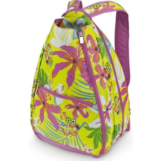 All For Color Island Oasis Tennis Backpack