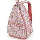 All For Color Sunrise Key Tennis Backpack - All for Color Tennis Bags