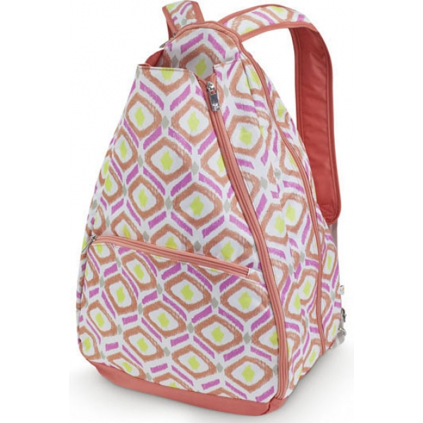 All For Color Sunrise Key Tennis Backpack