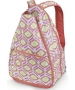 All For Color Sunrise Key Tennis Backpack - All For Color