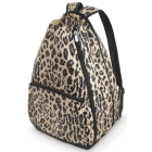 All For Color Classic Leopard Tennis Backpack - Designer Tennis Bags