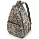 All For Color Classic Leopard Tennis Backpack - All for Color Tennis Bags