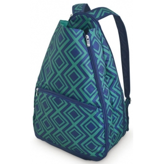All For Color Gemstone Tennis Backpack