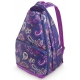 All For Color Vivid Paisley Tennis Backpack - Gifts for Her
