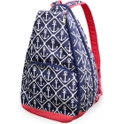 All For Color Classic Anchor Tennis Backpack - Designer Tennis Backpacks