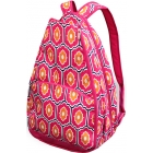 All For Color Moroccan Tile Tennis Backpack - Tennis Racquet Bags