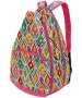 All For Color Multi Ikat Tennis Backpack - Designer Tennis Bags