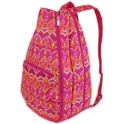 All For Color Sunrise Ikat Tennis Backpack - Designer Tennis Bags