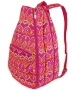 All For Color Sunrise Ikat Tennis Backpack - All for Color Tennis Bags
