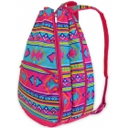 All For Color Aztec Tennis Backpack - All for Color Tennis Bags