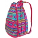 All For Color Aztec Tennis Backpack - All For Color
