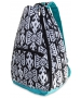 All For Color Aztec Ikat Tennis Backpack (PRE-ORDER) - All For Color