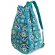 All For Color Pacific Splash Tennis Backpack - Designer Tennis Bags