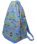 All For Color Electric Pop Tennis Backpack - All For Color