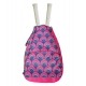 All For Color Bali Blooms Tennis Backpack - All For Color