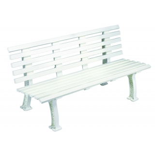 Tourna Deluxe 5-Foot Courtside Tennis Bench
