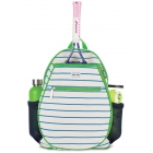 Ame & Lulu Junior Tennis Camper Backpack (Quinn) - Junior 10 & Under Tennis Equipment for Kids