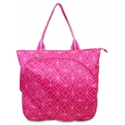 All For Color Pink Geo Gem Tennis Tote (PRE-ORDER) - All for Color Tennis Bags