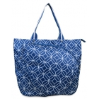All For Color Navy Geo Gem Tennis Tote - All for Color Tennis Bags
