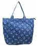 All For Color Navy Geo Gem Tennis Tote - New Tennis Bags