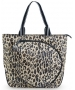 All For Color Classic Leopard Tennis Tote - All For Color