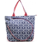 All For Color Classic Anchor Tennis Tote - All for Color Tennis Bags