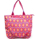 All For Color Moroccan Tile Tennis Tote - All for Color Tennis Bags