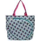 All For Color Ocean Graphic Tennis Tote - All for Color Tennis Bags