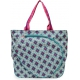 All For Color Ocean Graphic Tennis Tote - Tennis Tote Bags