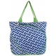 All For Color Nautical Tide Tennis Tote - Designer Tennis Bags