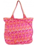All For Color Sunrise Ikat Tennis Tote - All for Color Tennis Bags