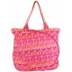 All For Color Sunrise Ikat Tennis Tote - Designer Tennis Bags