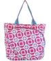 All For Color Pink Charmer Tennis Tote - All for Color Tennis Bags