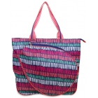All For Color Tribal Stripe Tennis Tote - All for Color Tennis Bags