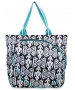 All For Color Aztec Ikat Tennis Tote (PRE-ORDER) - All For Color
