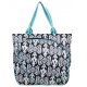 All For Color Aztec Ikat Tennis Tote - Designer Tennis Bags